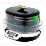 Tefal VS4003 : un cuiseur à vapeur compact et performant